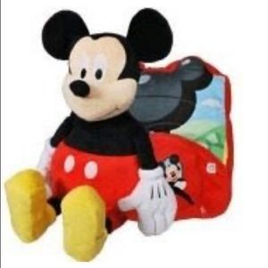 Happy Nappers Mickey Mouse
